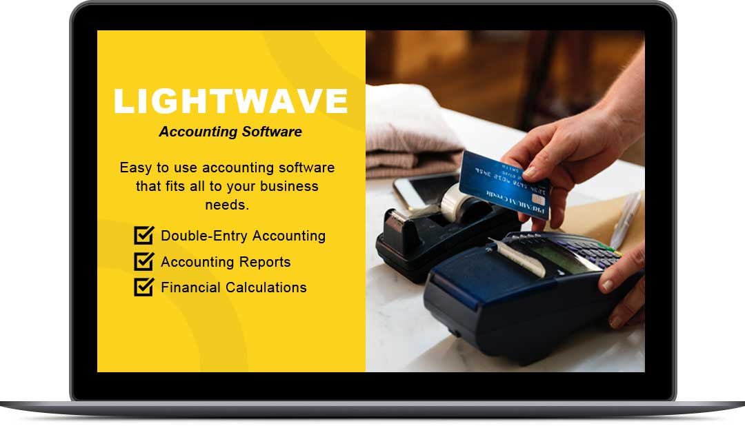 Accounting software- Lightwave